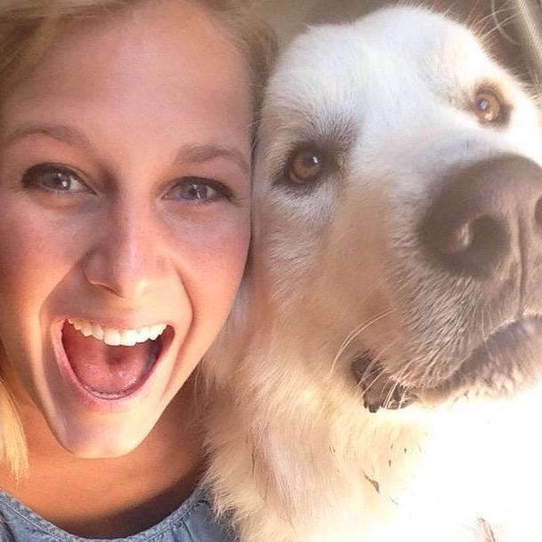 dog walker Rylie