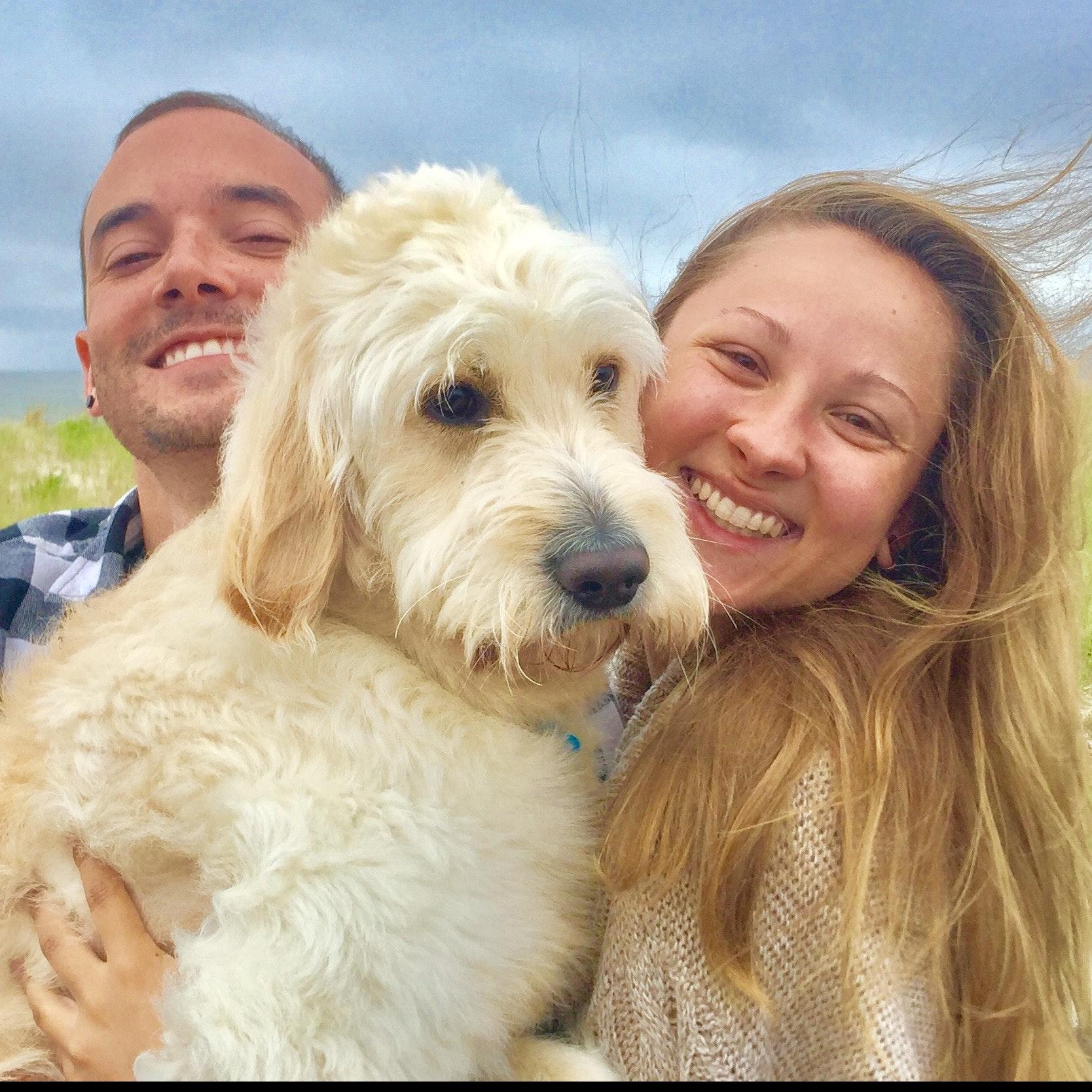 Elise & Jesse's dog boarding