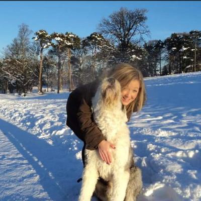 dog walker Lydia