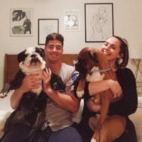 Darya & Timothy's dog boarding