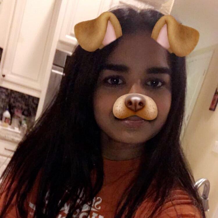 dog walker Anya