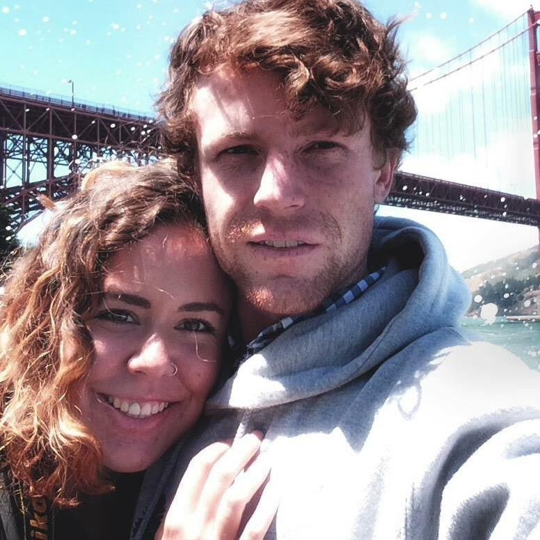 Kristen H. and Conor O.