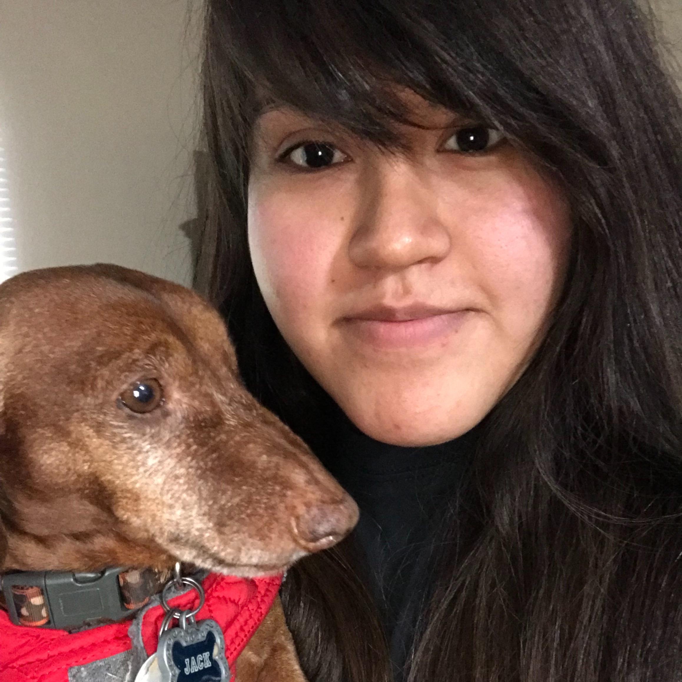 dog walker Rocio