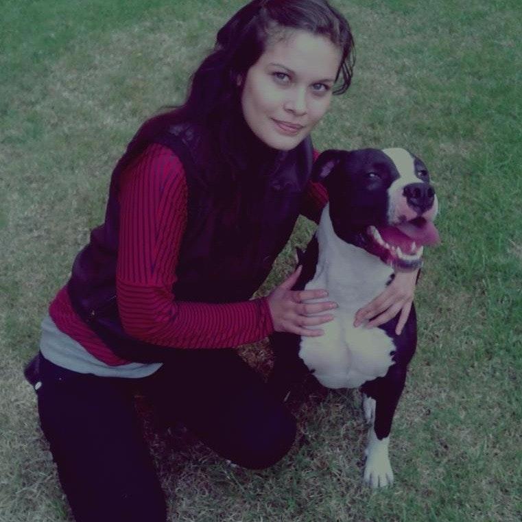 dog walker Caro