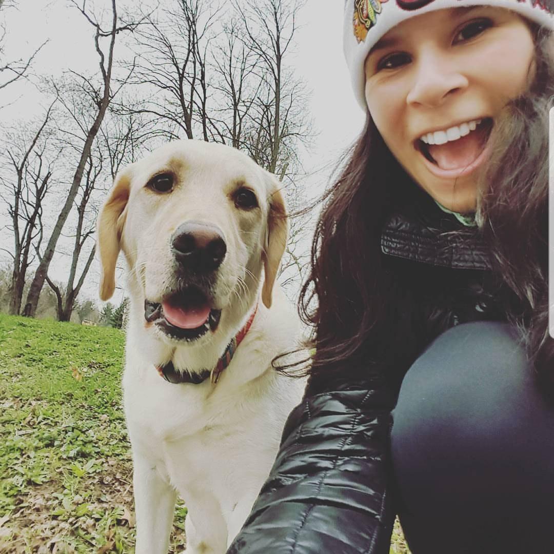 dog walker Ellia