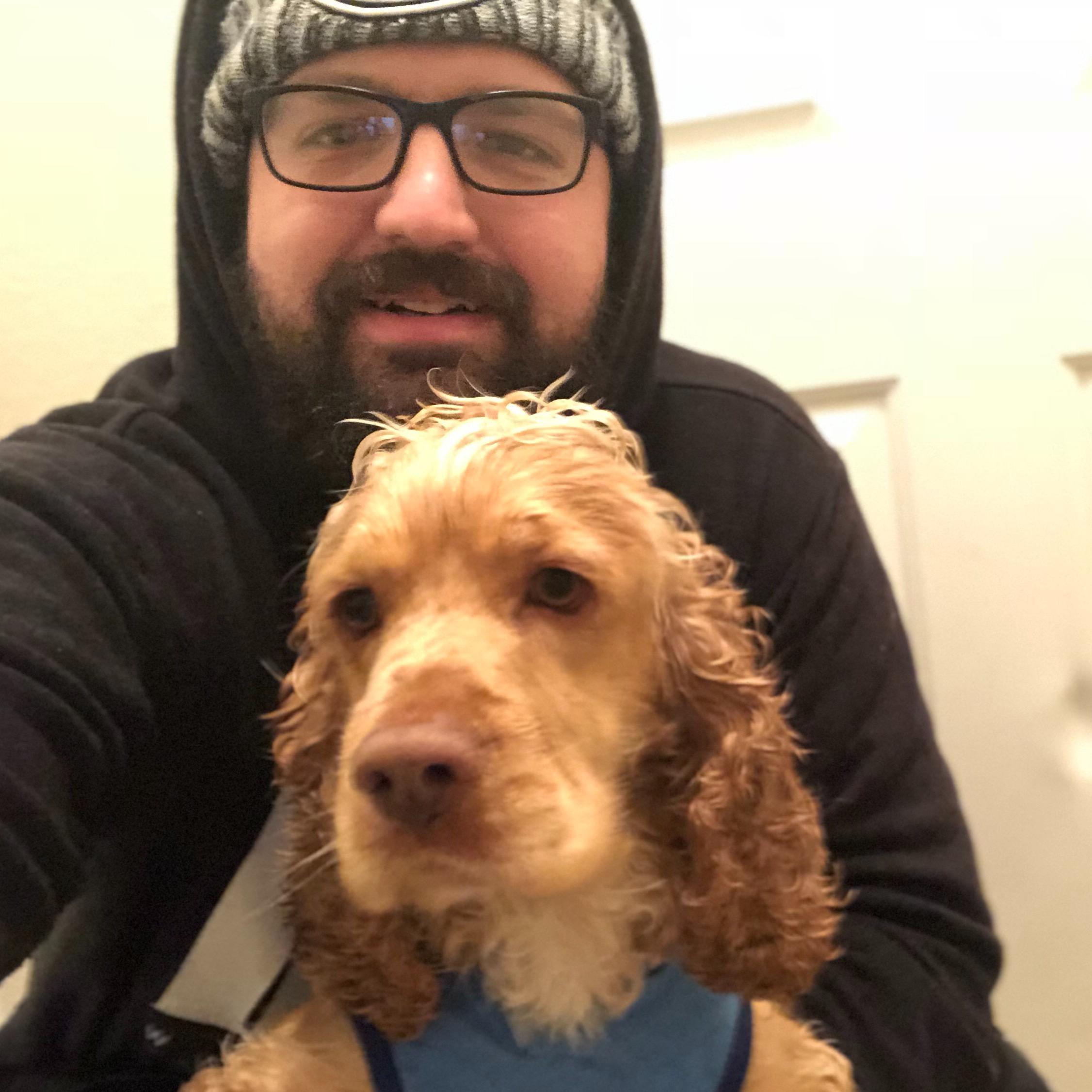 Brad's dog boarding