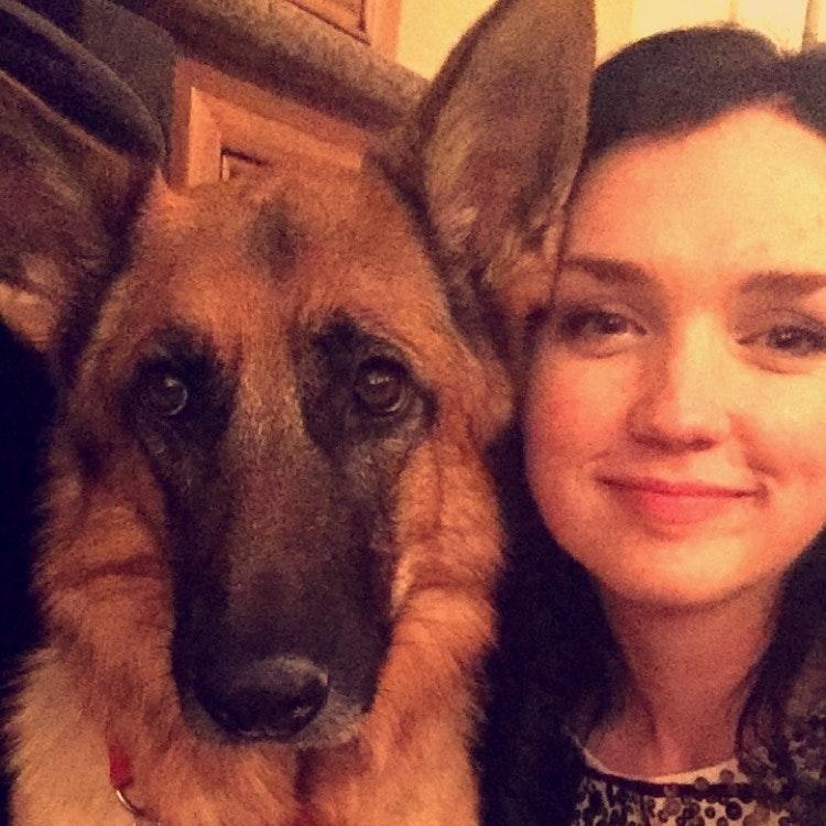 dog walker Melissa