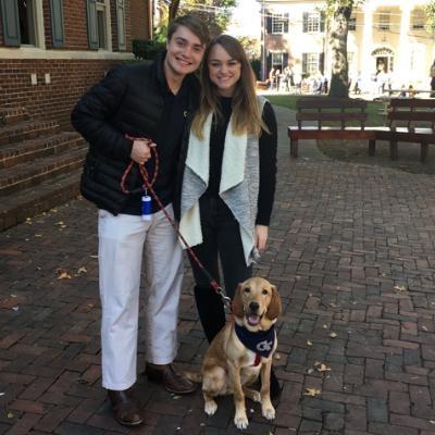 Elizabeth & Kasper's dog boarding
