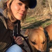 dog walker Katharin
