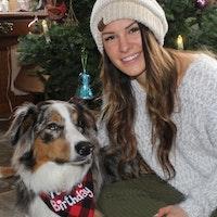 dog walker Emily