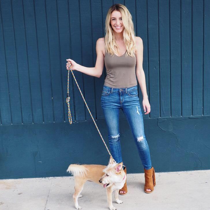 dog walker Kendra