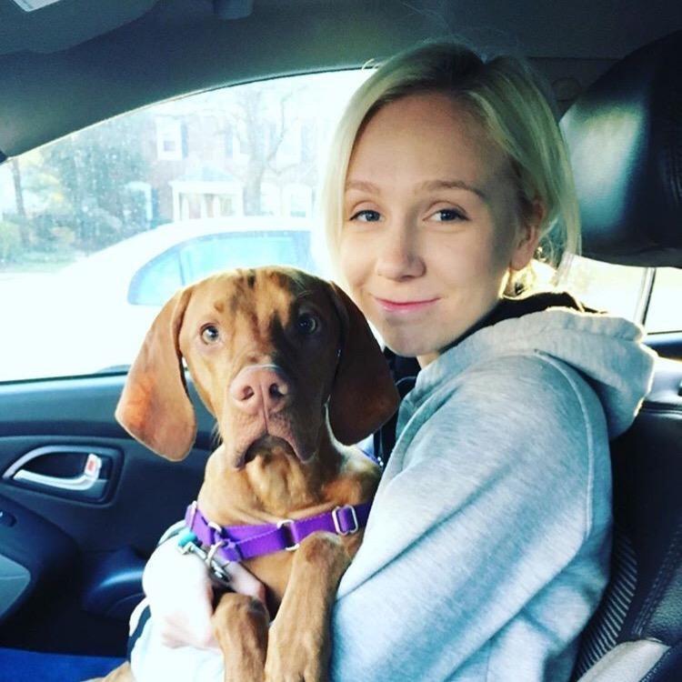 dog walker Suzie