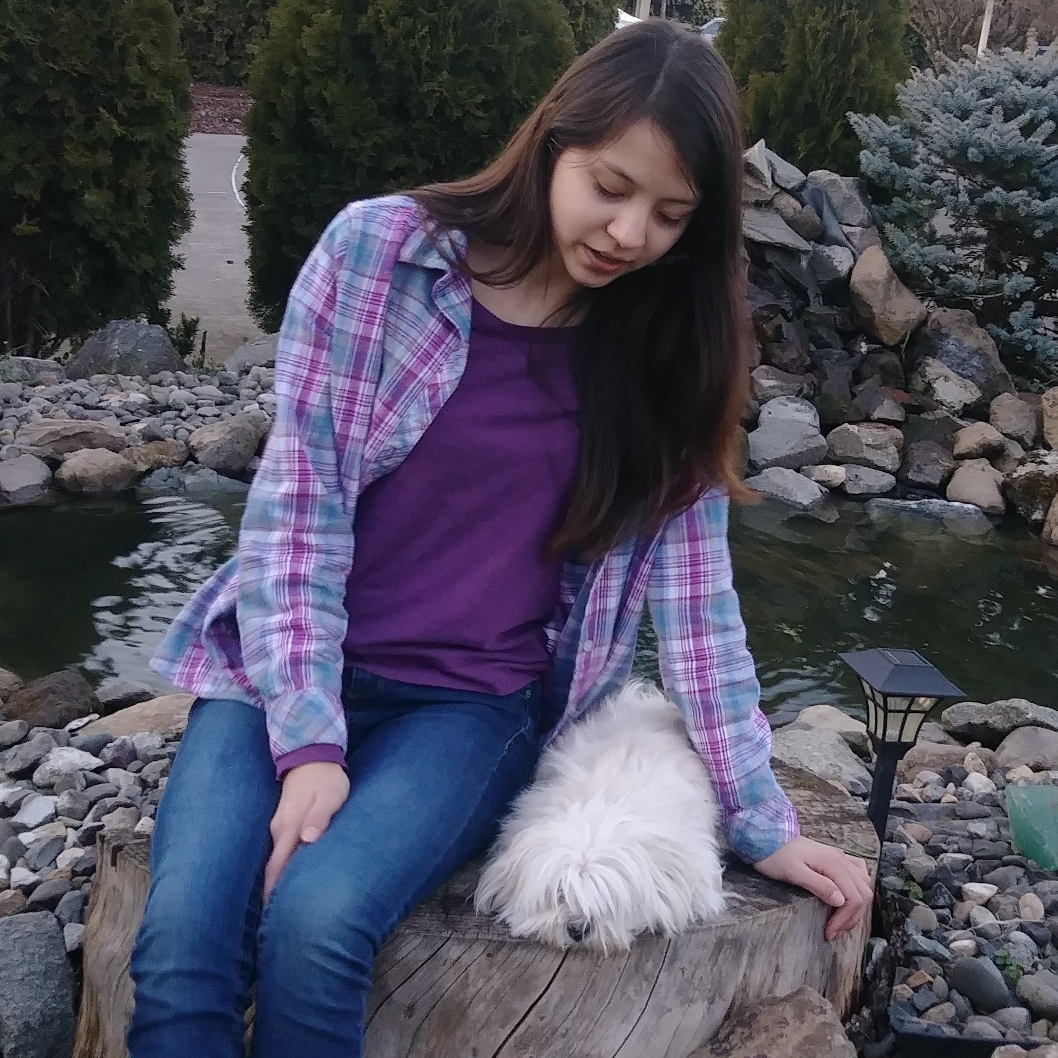 dog walker Kylie