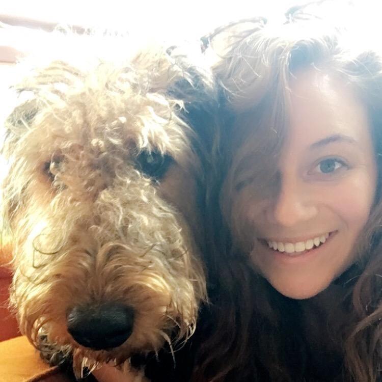 dog walker Meghann