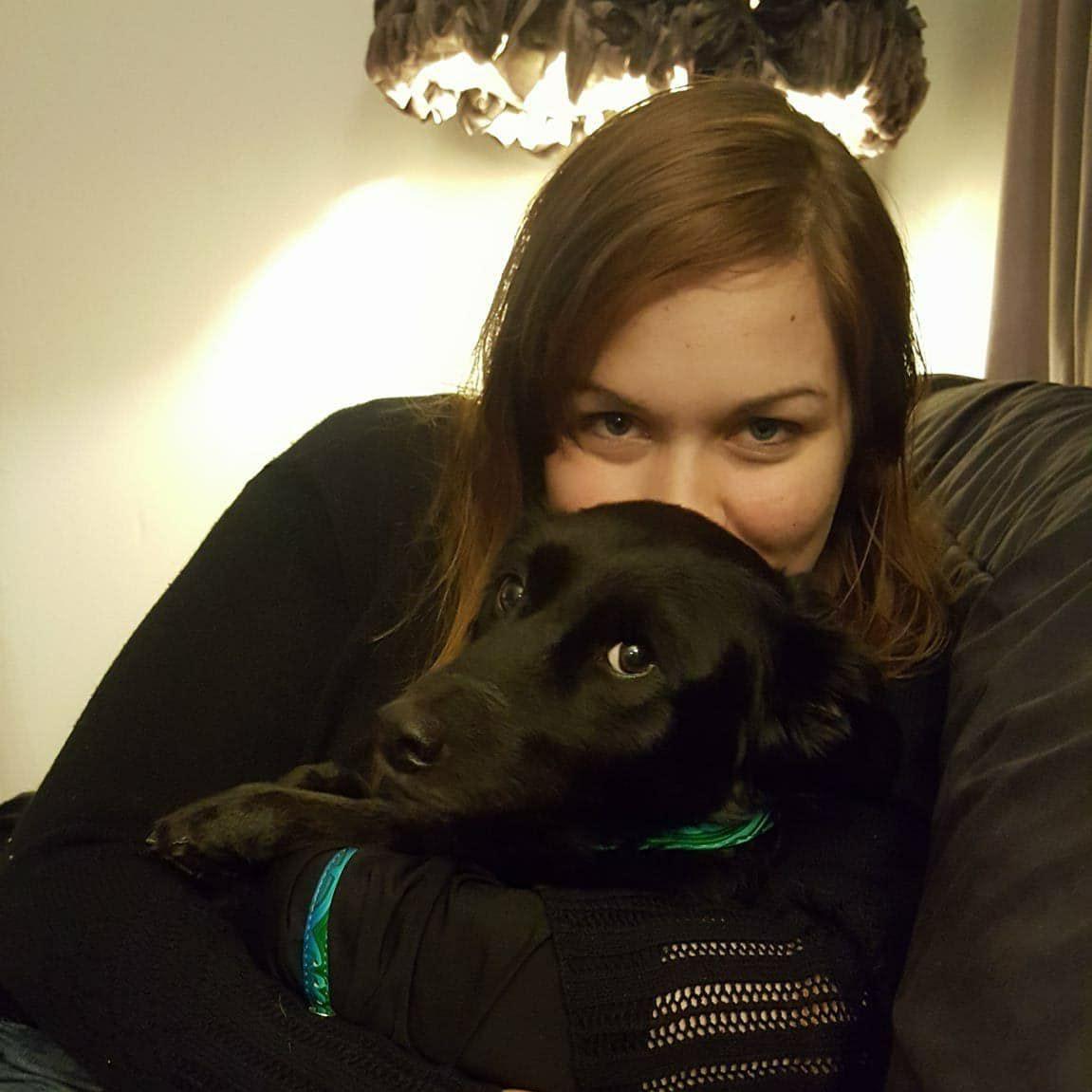 pet sitter Blythe