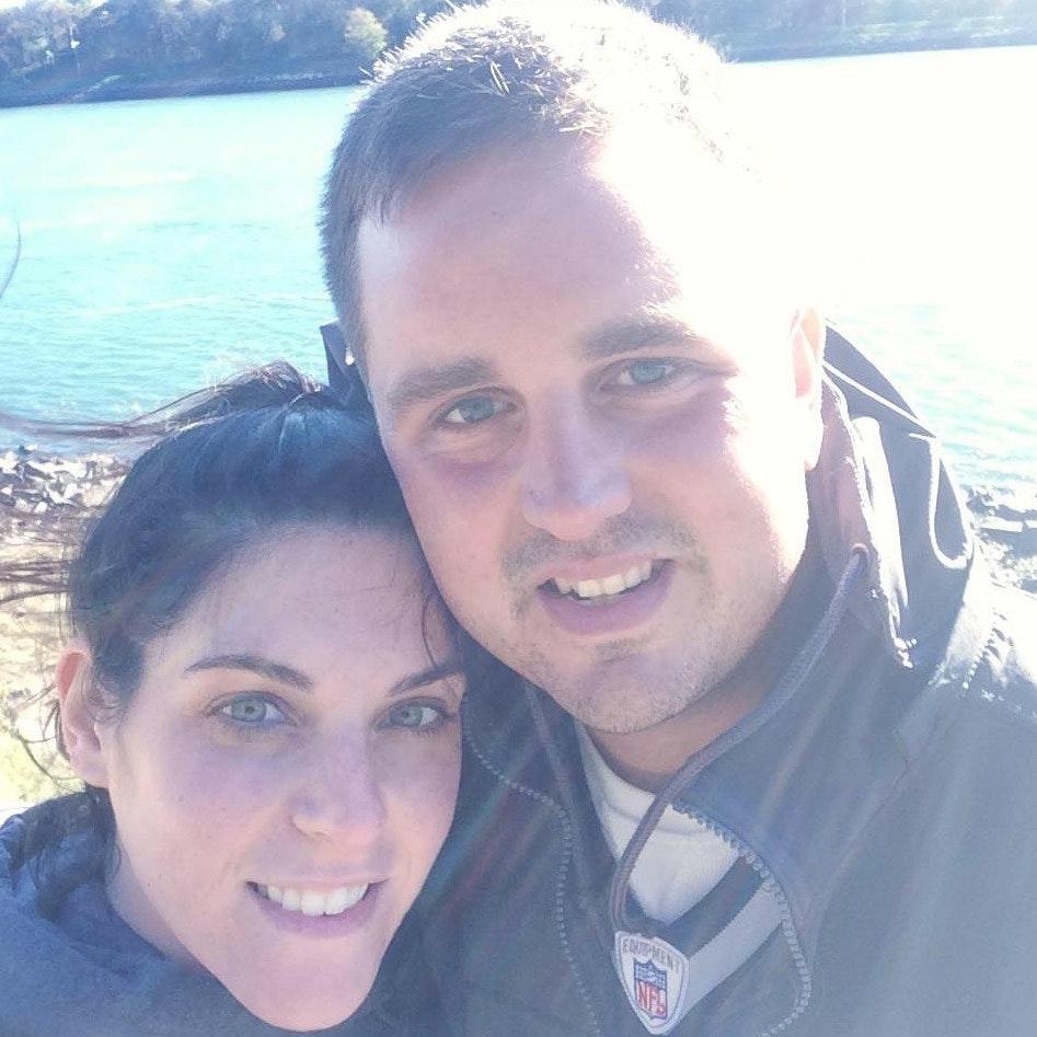 Megan & Ross W.