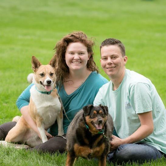 Chrissy & Kayla's dog day care