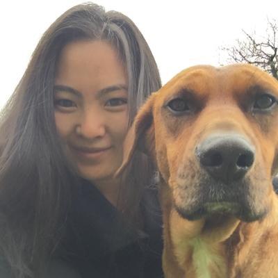 dog walker Ruby