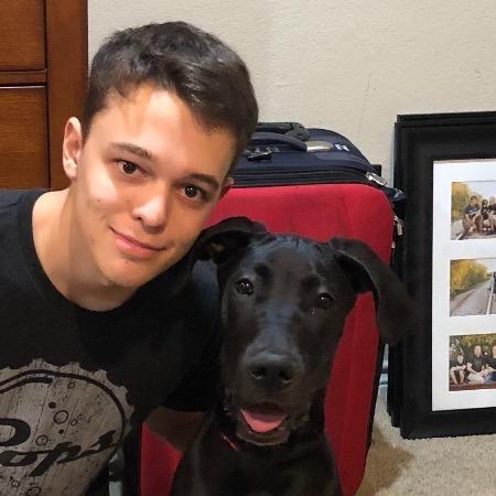dog walker Tanner