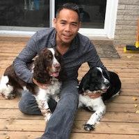 Eddie & Maggie's dog boarding