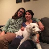 Trask & Emiko's dog boarding