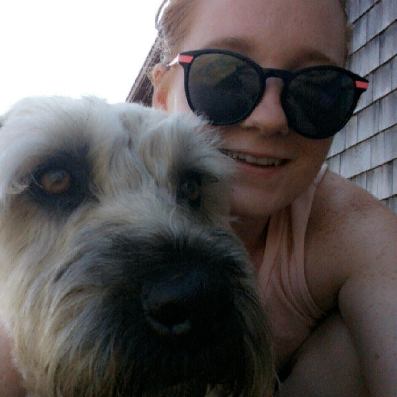 dog walker Norma