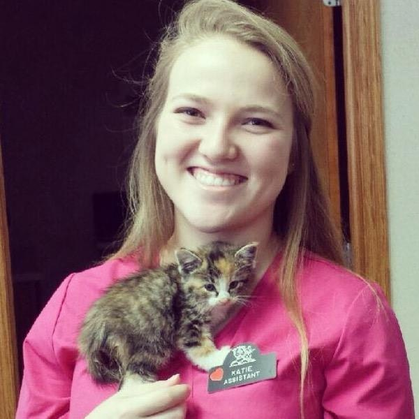 dog walker Katherine