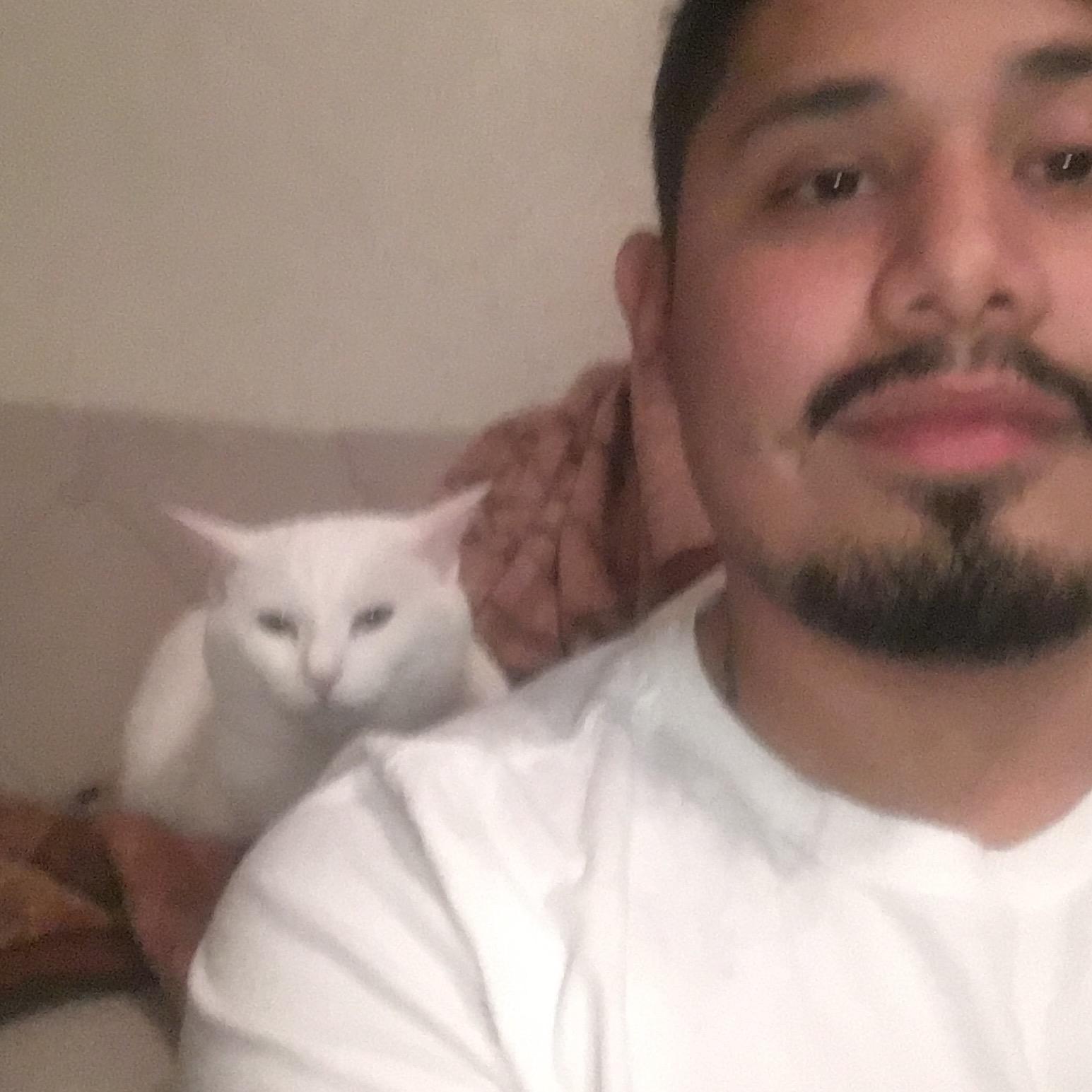house sitter Edgar