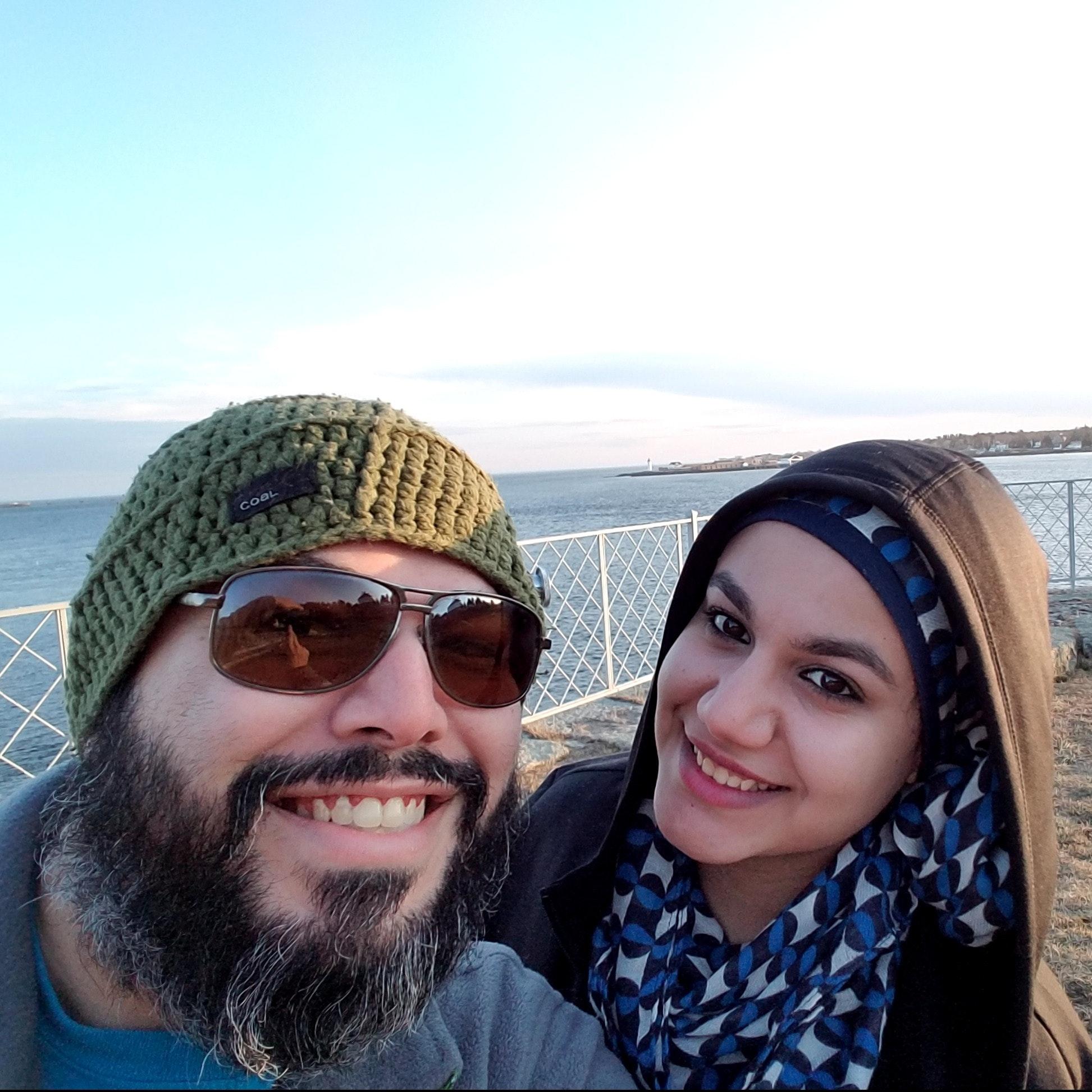 Maymona & Ibrahim G.