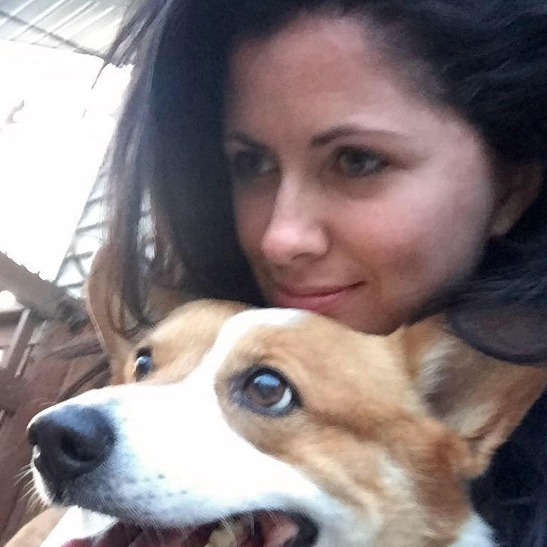 dog walker Lili