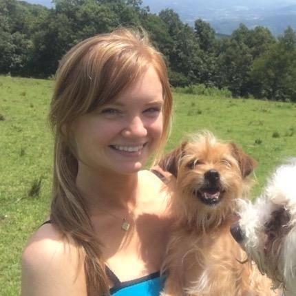 pet sitter Ashleigh