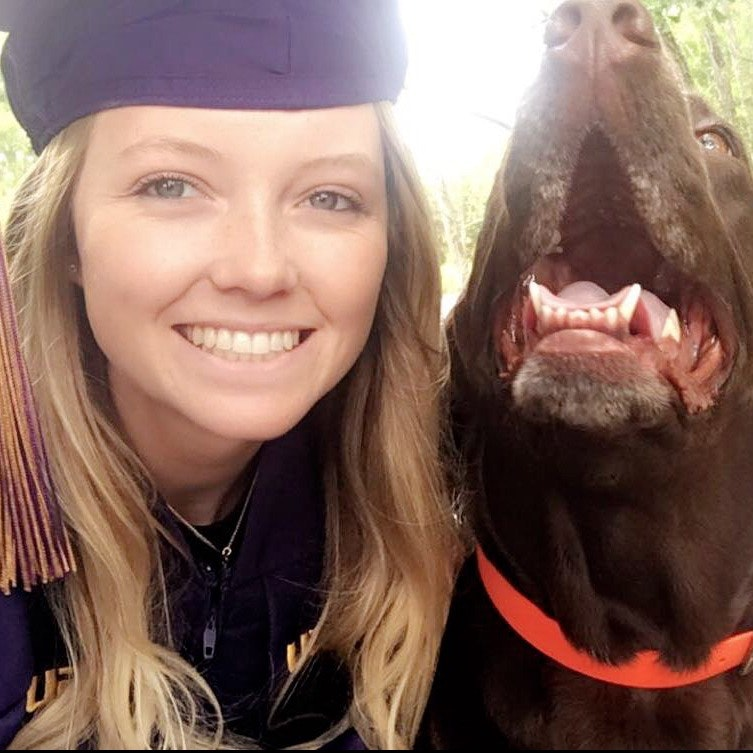 dog walker Erin