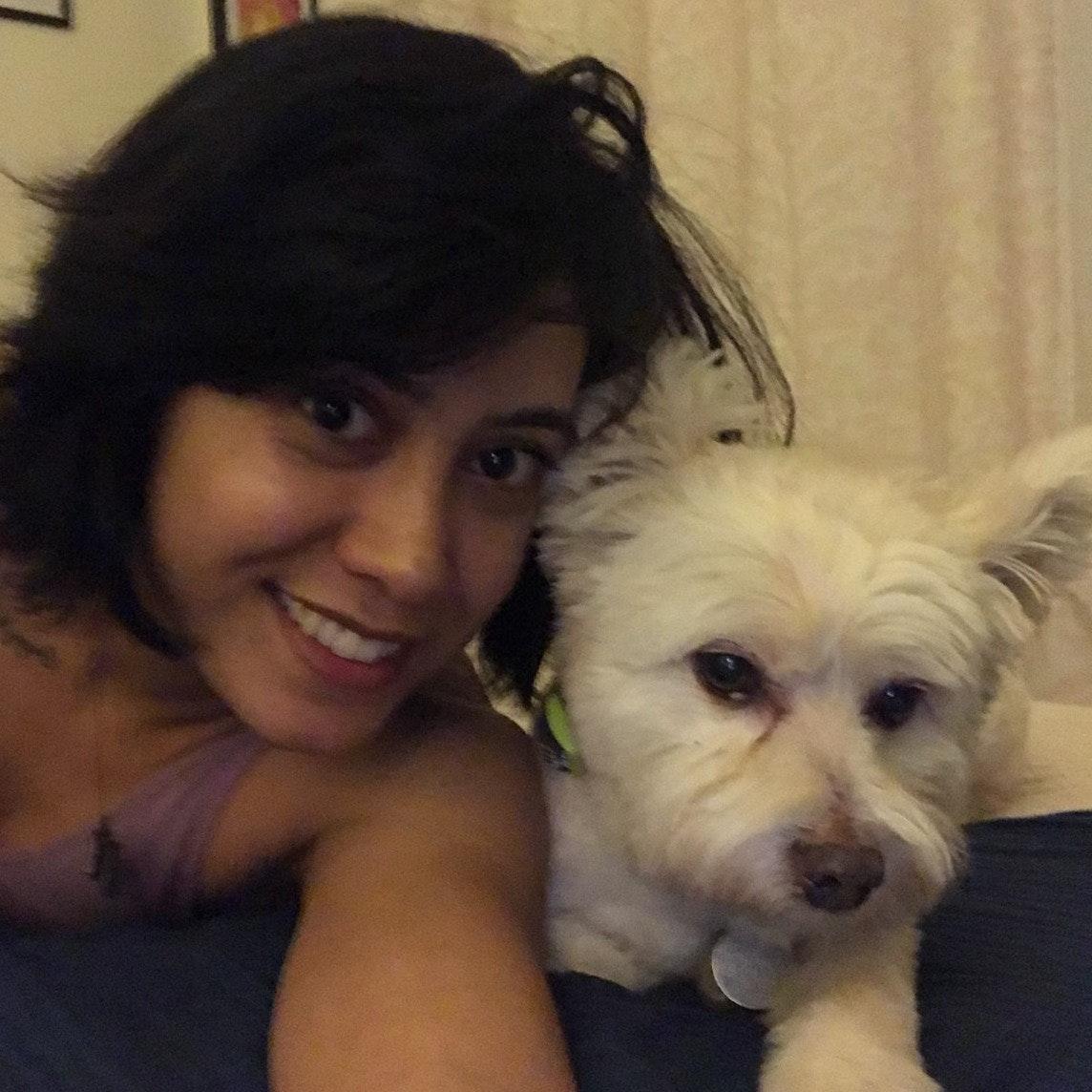 dog walker Montserrat
