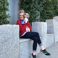 Jessie & Travis's dog boarding
