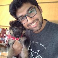 Ahmad's dog boarding