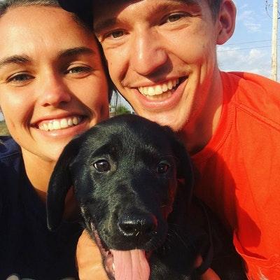 Jacob & Hannah's dog boarding