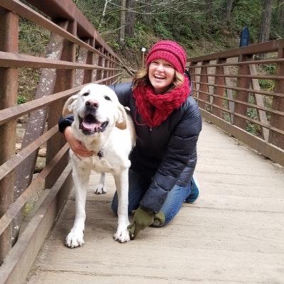 dog walker Kelcey