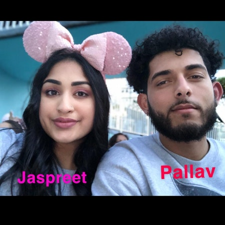 Jaspreet & Pallav P.