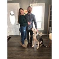 house sitter Chelsi & Jordan