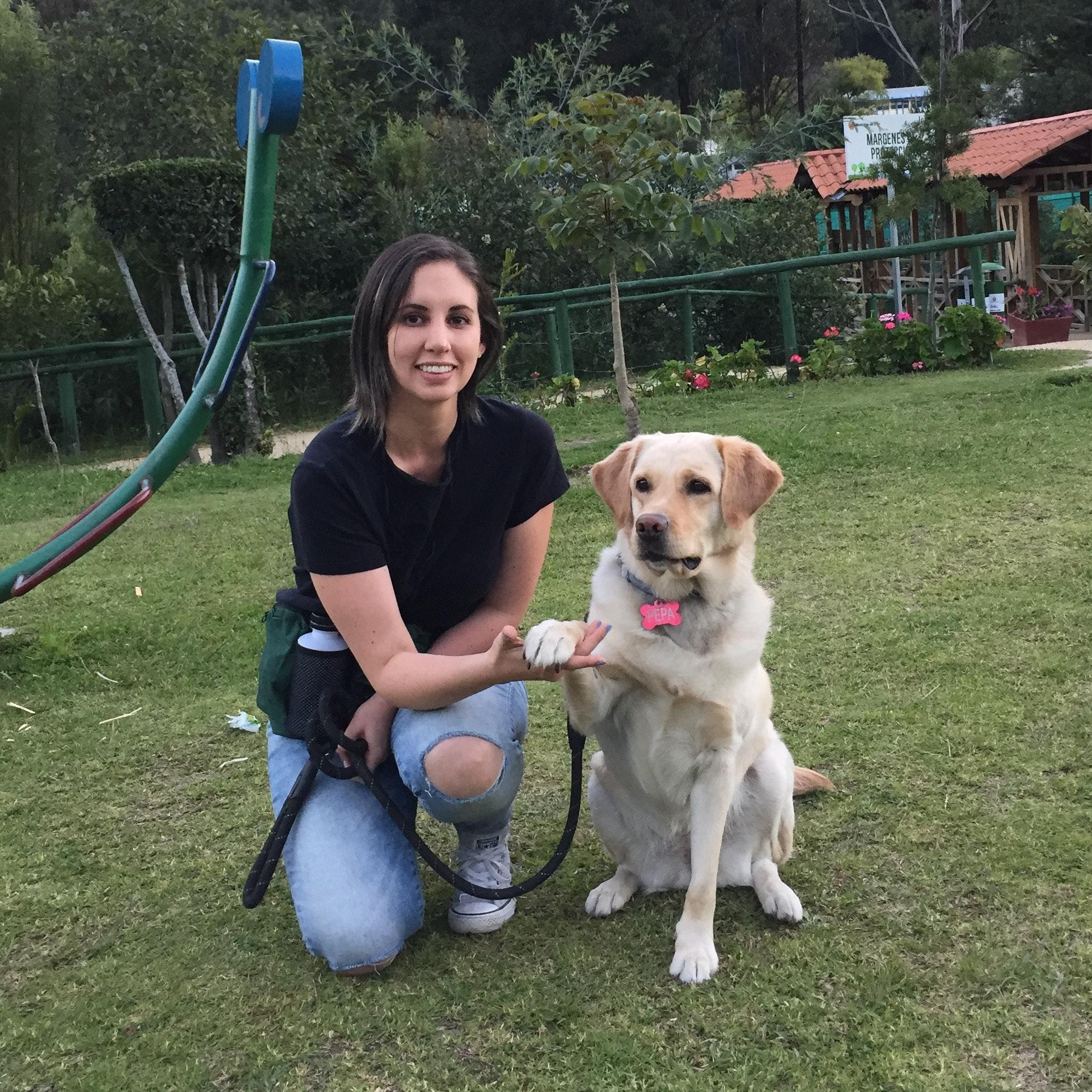 Andrea Carolina's dog boarding