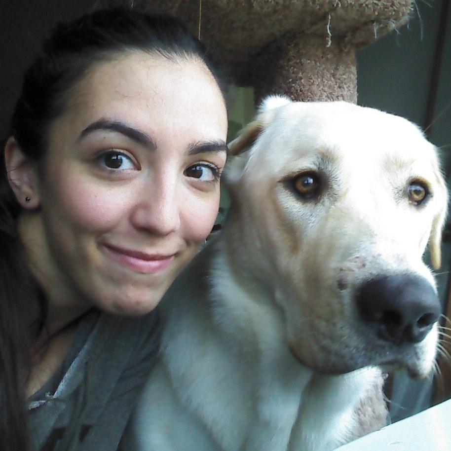dog walker Tracy & Shaun