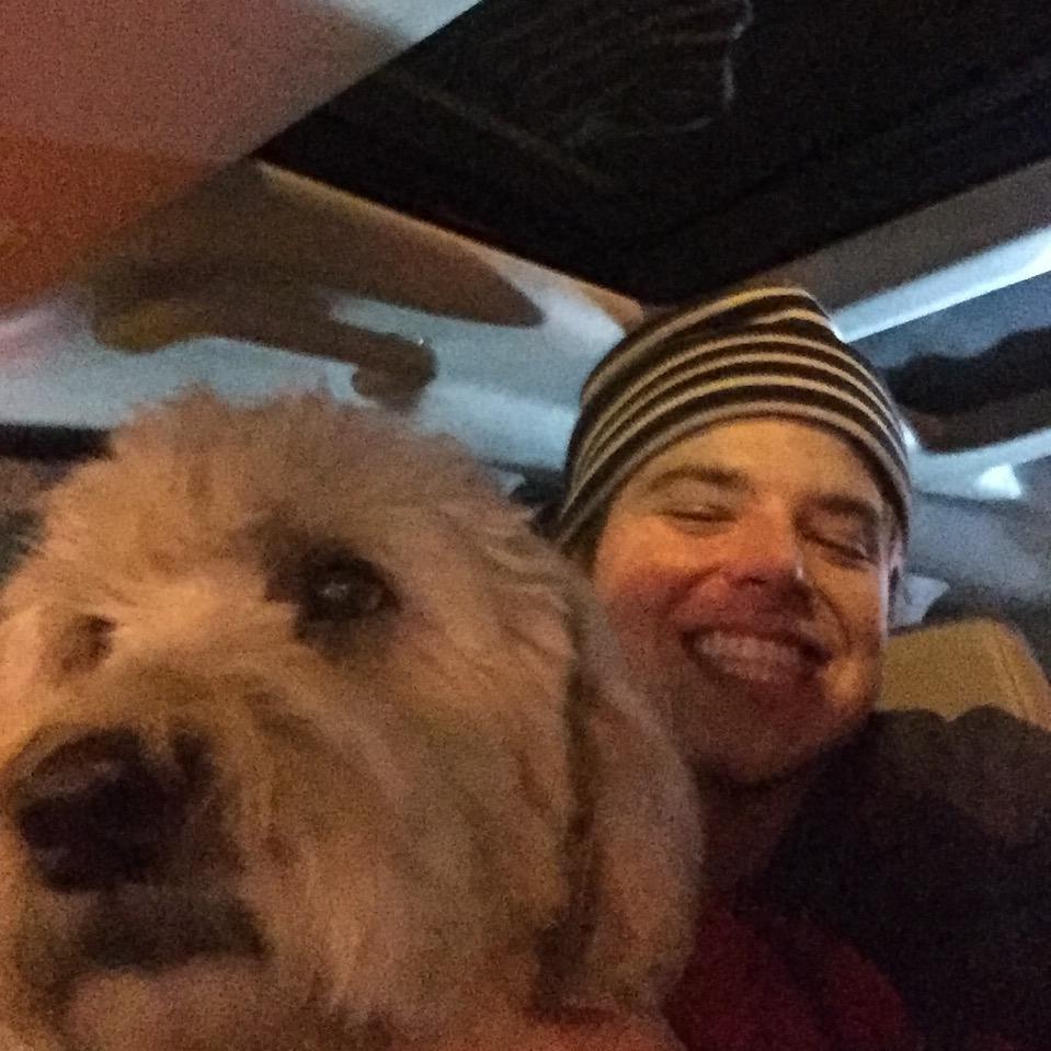 Jamie's dog boarding
