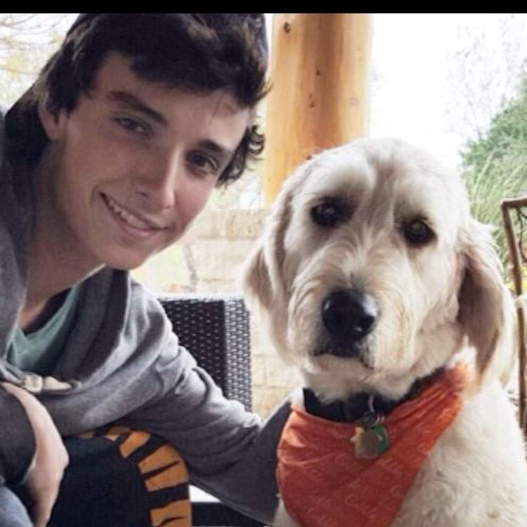 Grant's dog boarding