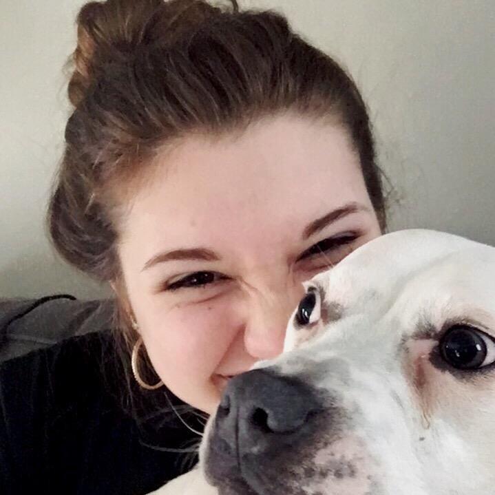 dog walker Breanna