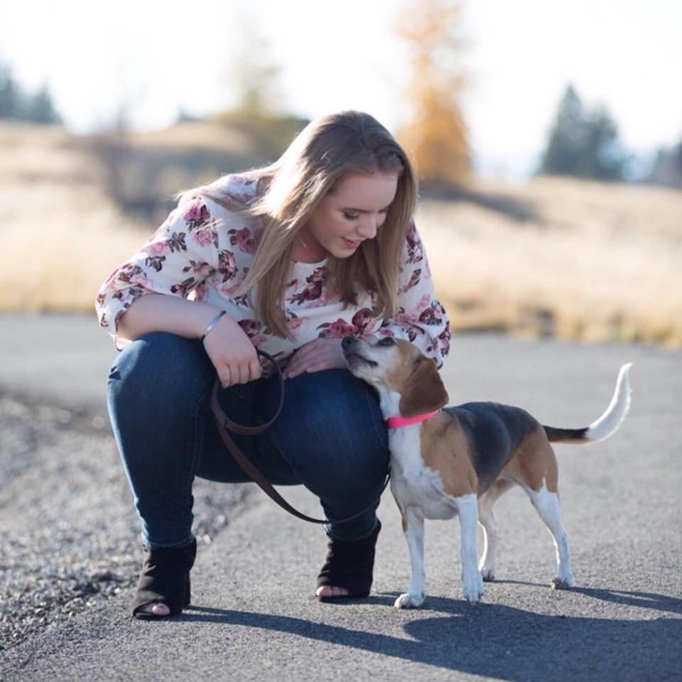 dog walker Ruthie