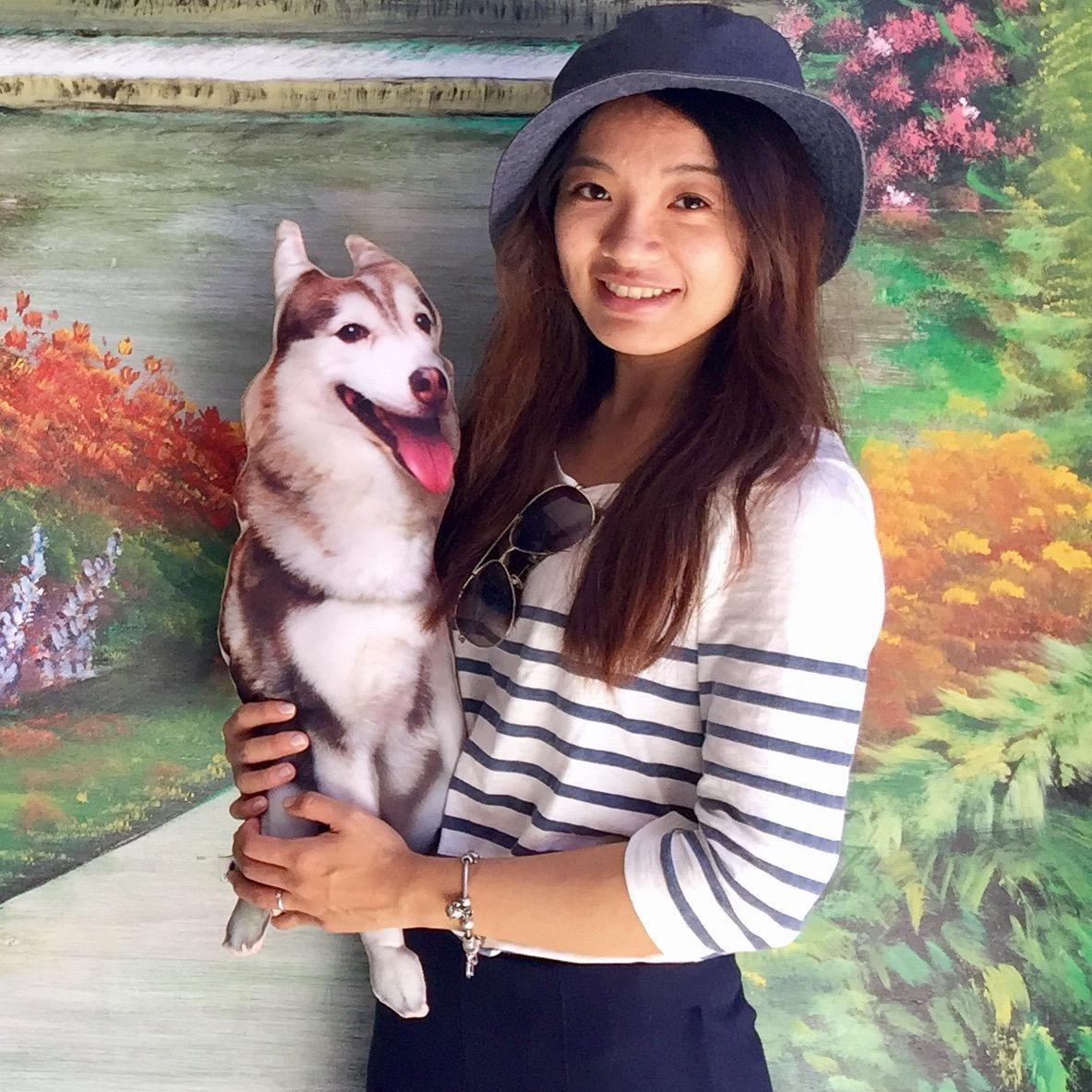 Shao Ling's dog boarding