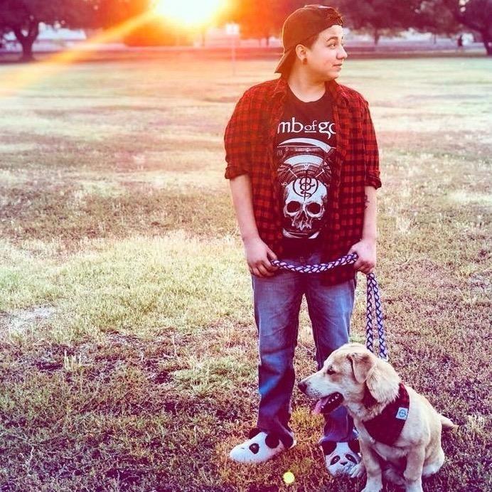 dog walker Aliyah