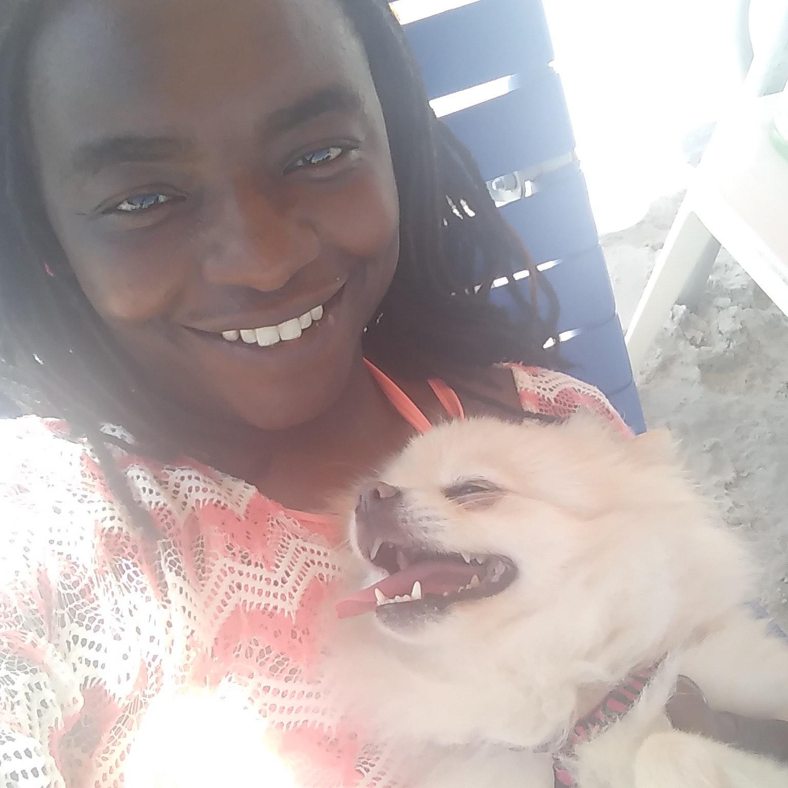 dog walker Mykia