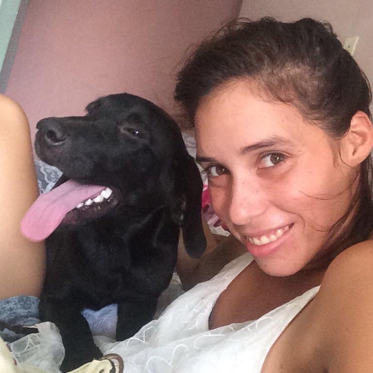 dog walker Yaniris