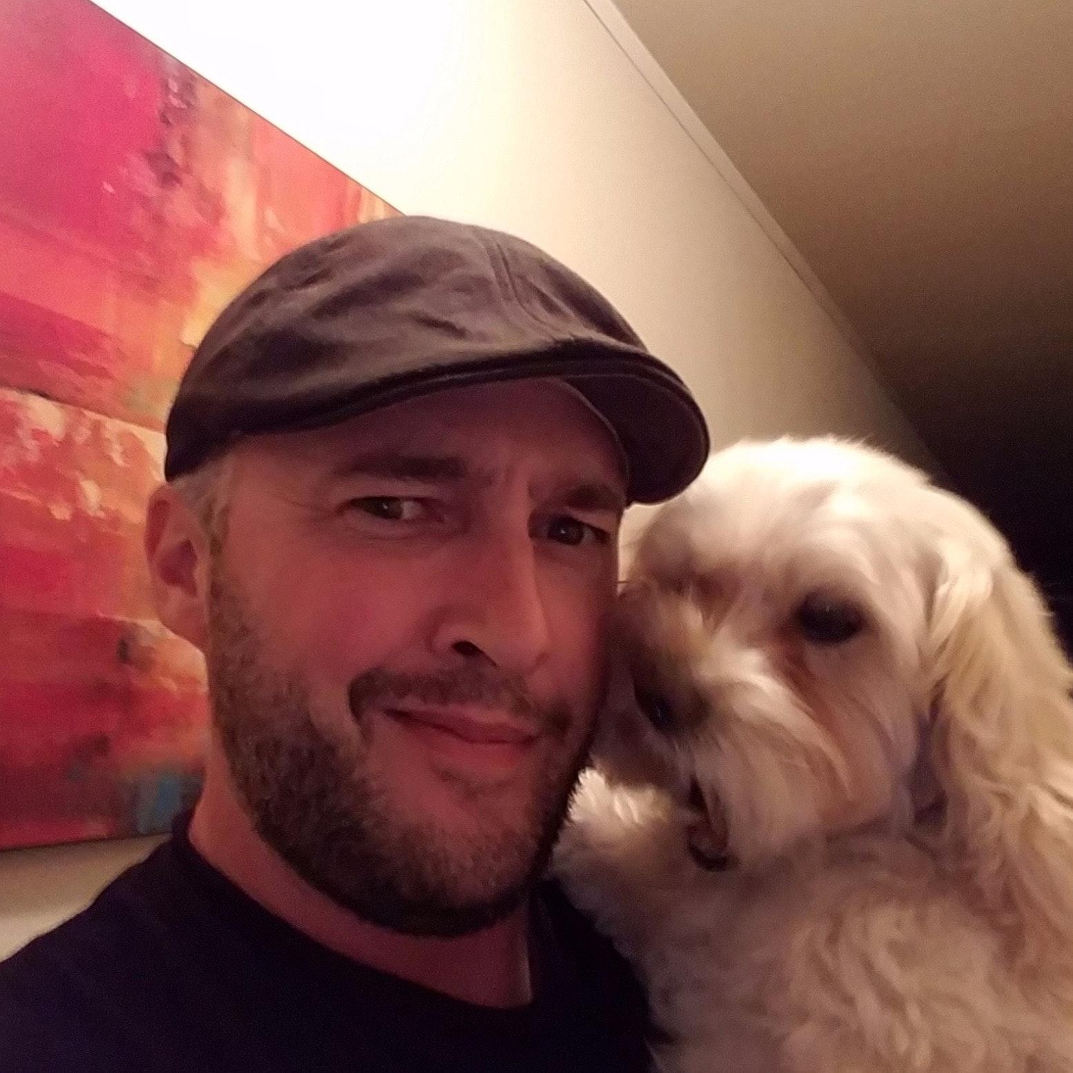 dog walker Grant